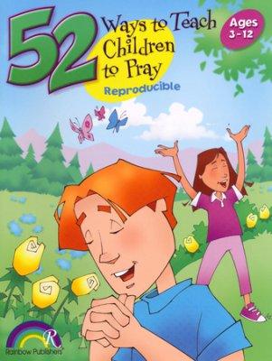 52-ways-to-teach-children-to-pray